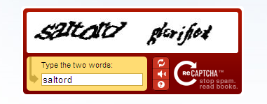 really poor captcha image